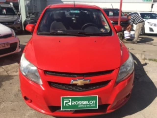 Autos Rosselot Chevrolet Sail ii 1.4  2013