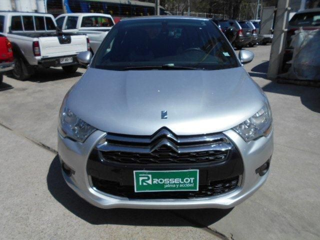 Autos Rosselot Citroen Ds4 thp 160 bva6 so chic automatico 2013