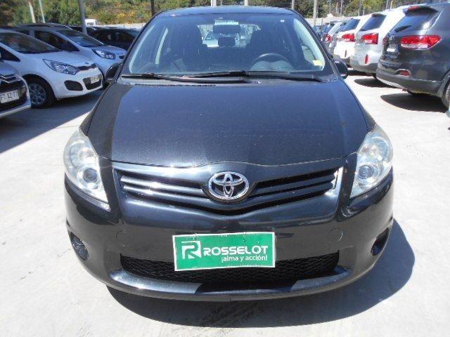 Autos Rosselot Toyota Auris lei 1.6 2011