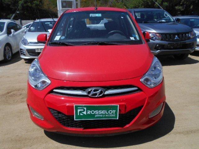 Furgones Rosselot Hyundai I 10 gls 1.1 2013