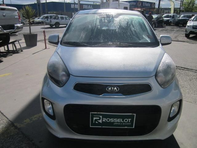 Autos Rosselot Kia New morning ex 1.2l 5mt dab ac - 1617  2016