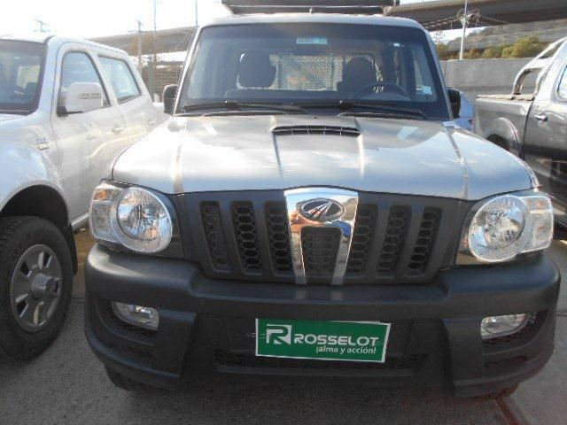 Autos Rosselot Mahindra New pick up xl d/cab 4x4 2.2 2013