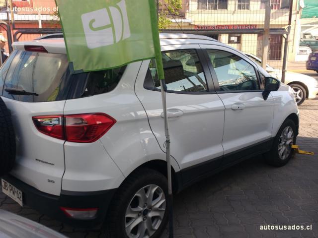 Autos Hernández Motores Ford Ecosport 2016