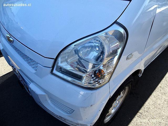 Furgones Kovacs Chevrolet N300 2014