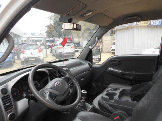 Camionetas Rosselot Kia Frontier 2.5 c/c 6mt sr - 1345 2014