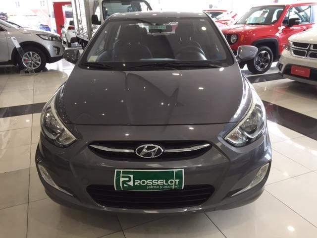 Autos Rosselot Hyundai Accent rb 1.4 2015