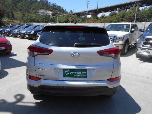 Autos Rosselot Hyundai New tucson gl 4x2 2.0 mt benc 2016