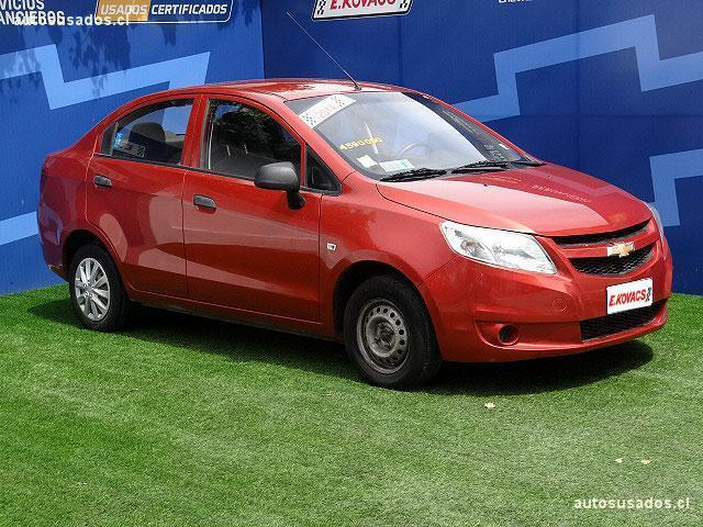 Autos Kovacs Chevrolet Sail 2014