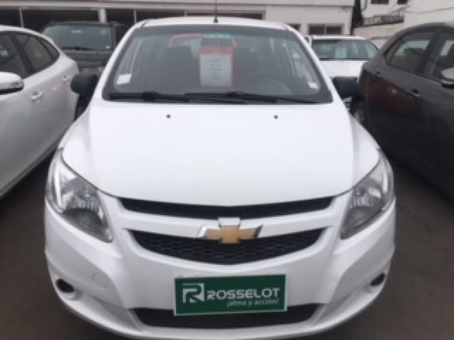 Autos Rosselot Chevrolet Sail 1.4 mt 2014