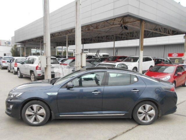 Autos Rosselot Kia Optima ex 2.0l 6at hibrido - 1602  2015