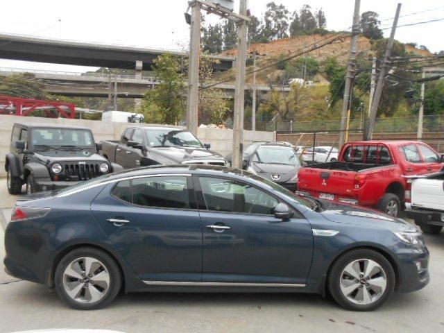 kia optima ex 2.0l 6at hibrido - 1602