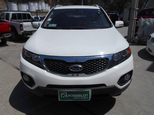 kia sorento ex 2.2 7s dsl at 4x4 - 1209