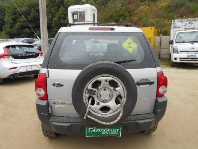 Autos Rosselot Ford New ecosport xls plus 1.6 2009
