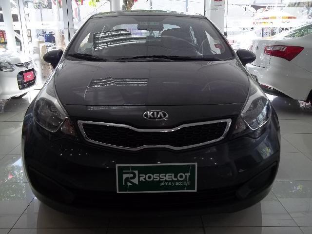 Autos Rosselot Kia Rio 4 ex 1.4l 6mt euro v - 1521 2015