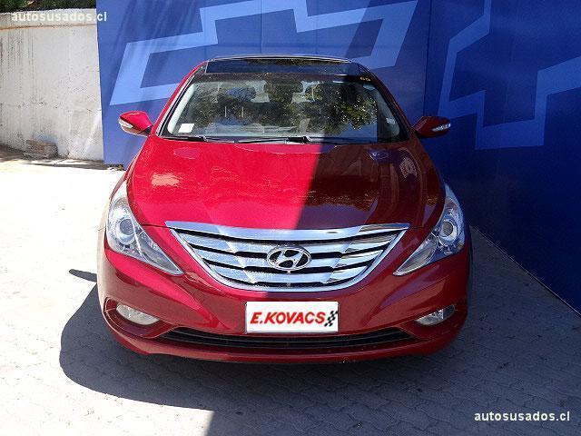 Autos Kovacs Hyundai Sonata 2012