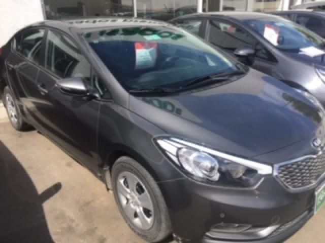 kia new cerato ex 1.6 mt ab - 1390