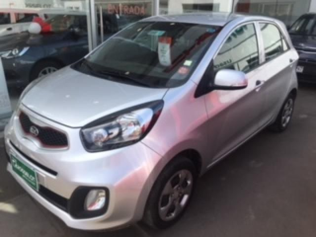 kia morning ex 1.2 5mt dh ab euro v - 1557