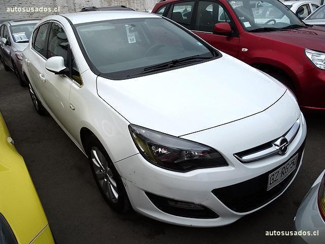 Autos Kovacs Opel Astra 2015