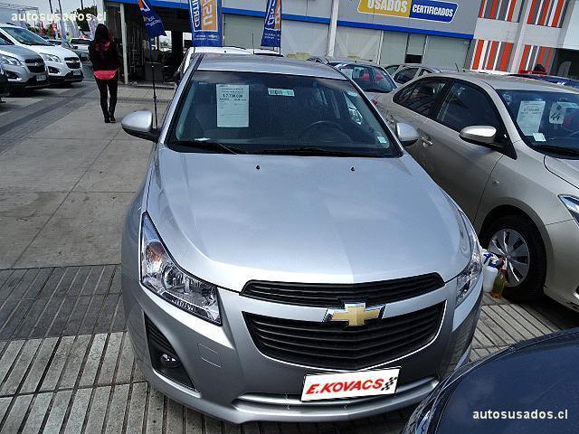 Autos Kovacs Chevrolet Cruze 2014