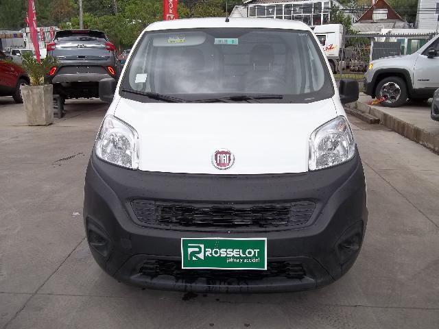 Camionetas Rosselot Fiat Fiorino city diesel ( puerta lateral )  2017