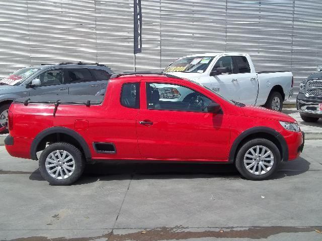Camionetas Rosselot Volkswagen Saveiro comfort 1.6 2013