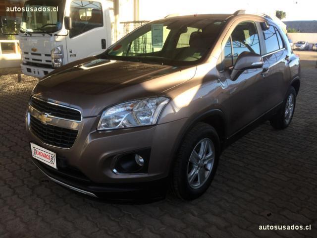 Camionetas Kovacs Chevrolet Tracker 2014