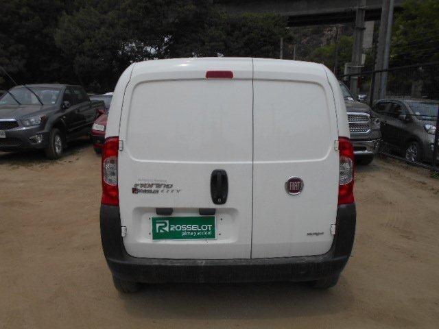 Camionetas Rosselot Fiat Fiorino city diesel ( puerta lateral )  2014