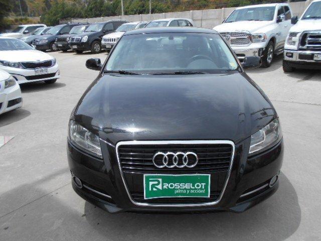 Autos Rosselot Audi A3 1.2 t 2012