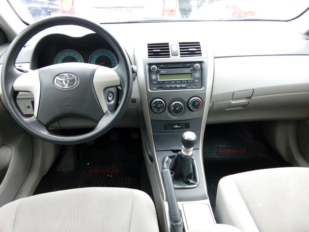 Autos AyR Automotriz Toyota Corolla gli 1.6 full 2013