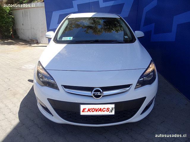 Autos Kovacs Opel Astra 2014