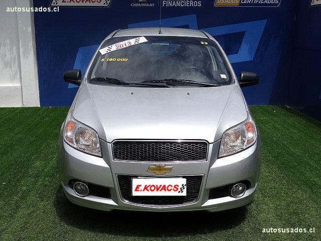 Autos Kovacs Chevrolet Aveo 2013
