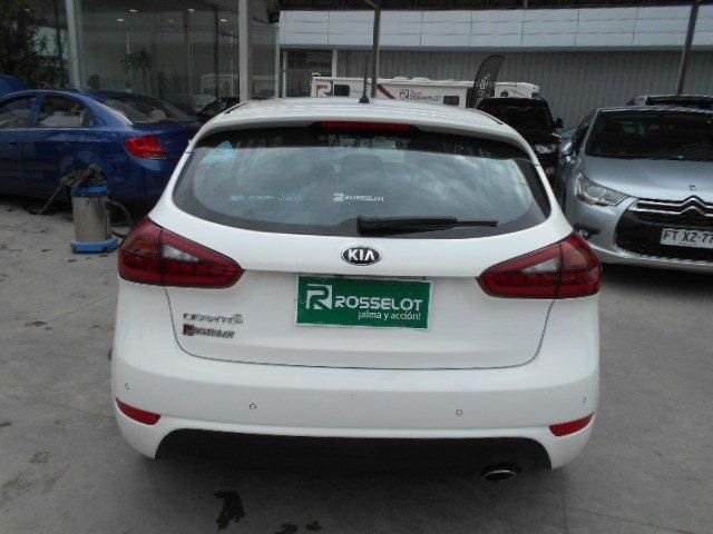 kia new cerato 5 ex 1.6l 6at ac - 1723