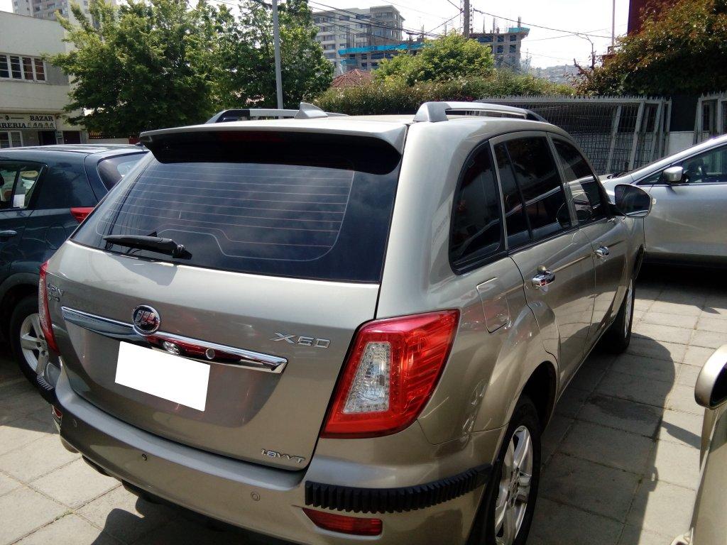 Autos AyR Automotriz Lifan X60 ex 1.8 2014