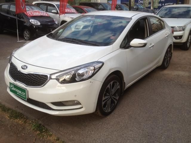 kia cerato sx 1.6l 6at ac dab abs - 1651