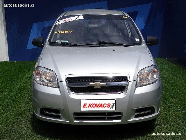 Autos Kovacs Chevrolet Aveo 2011