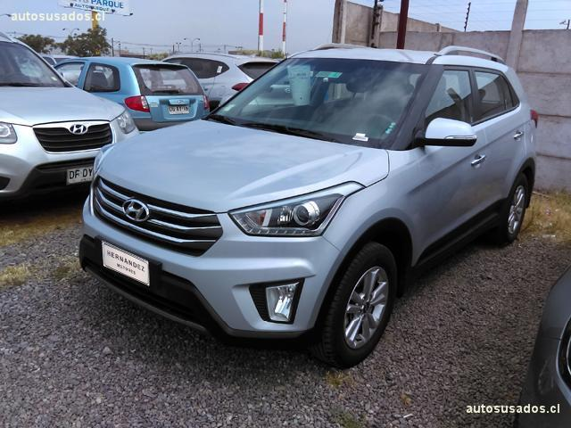 Camionetas Hernández Motores Hyundai Creta 2017