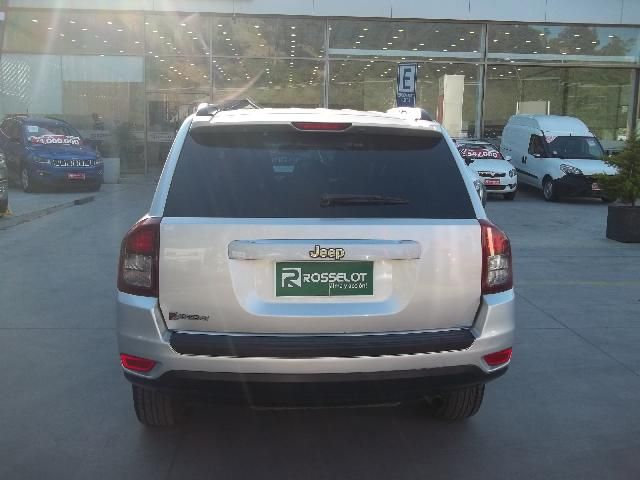 Autos Rosselot Chrysler New compass sport 2.4l at 4x2 2014