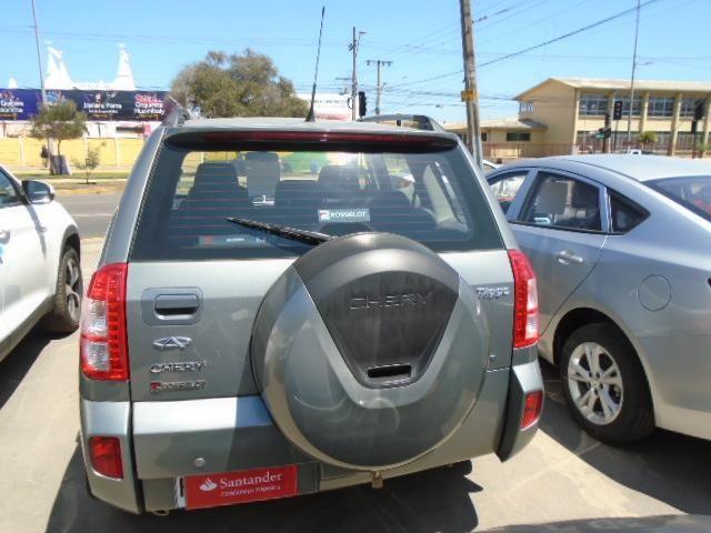 Autos Rosselot Chery New tiggo 1.6 mt dvvt 2016