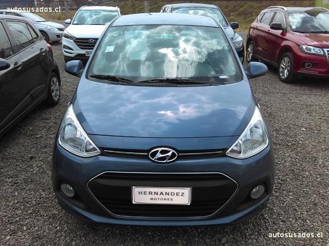 Autos Hernández Motores Hyundai I10 2017