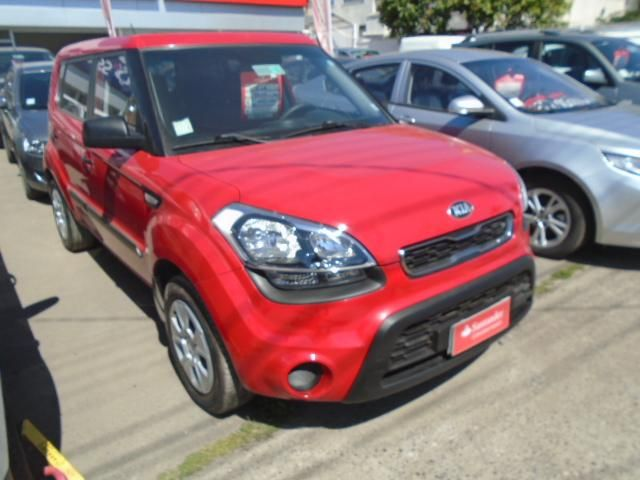 Autos Rosselot Kia Soul 1.6 6 mt dh air bag - 1314  2014