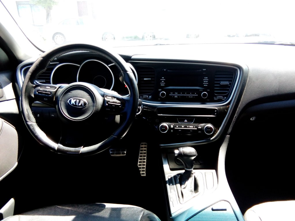 Autos AyR Automotriz Kia Optima ex 2.0 ta ac  2014