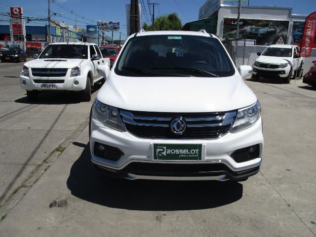 Autos Rosselot Dfm Joyear x3 luxury 1.6 mt  2018