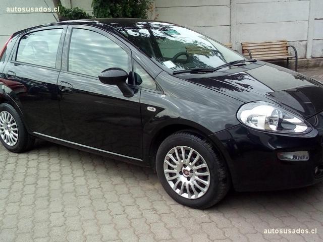 Autos Kovacs Fiat Punto 2016