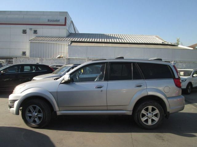 Camionetas Rosselot Great wall Haval h3 le 2.0 2013