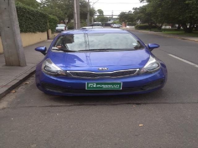 Autos Rosselot Kia Rio 4 ex 1.4l 6mt - 1420 2013