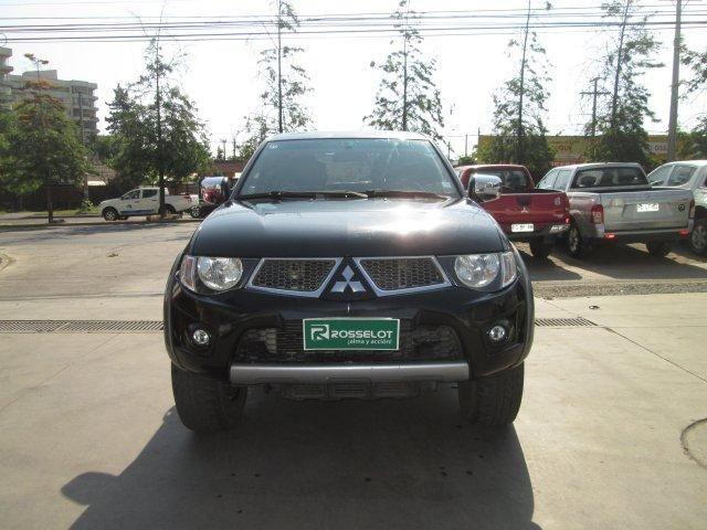 Camionetas Rosselot Mitsubishi L200 d/c dakar crs aut 2.5 4x4 euro iv 2011