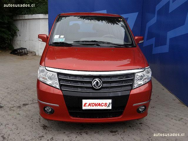 Camionetas Kovacs Dongfeng Succe 2013