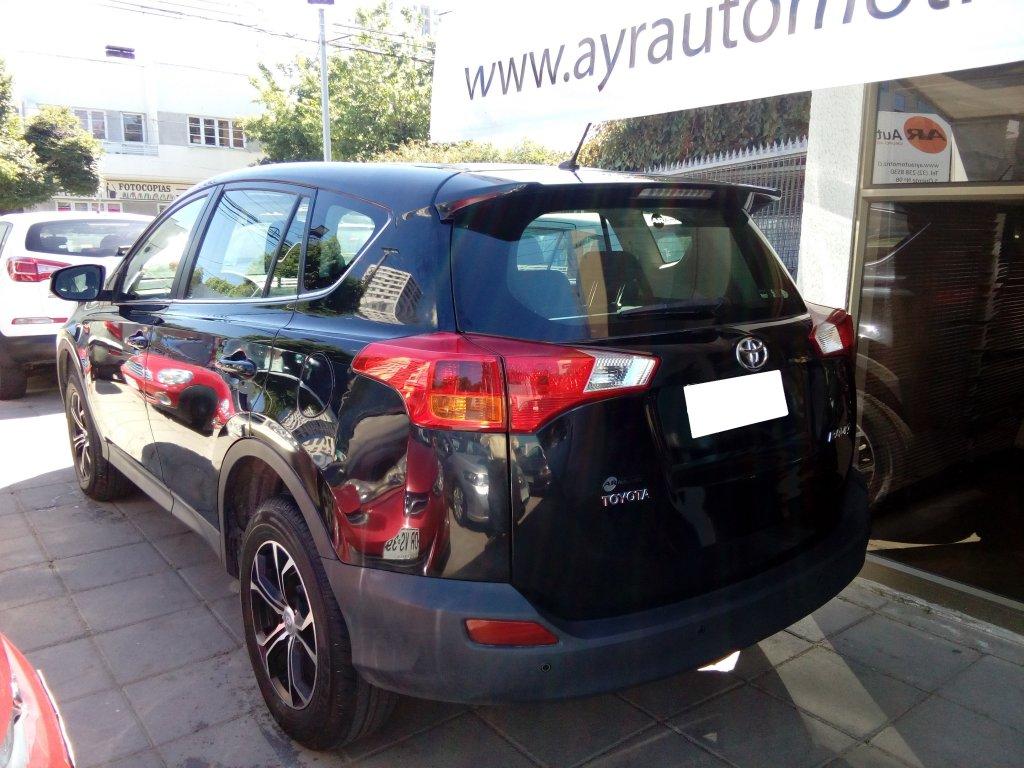Camionetas AyR Automotriz Toyota Rav4 std 2015