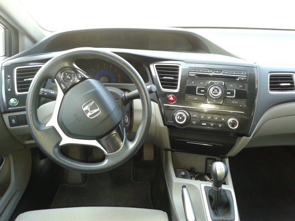 Autos AyR Automotriz Honda New civic sedan lx 1 2014