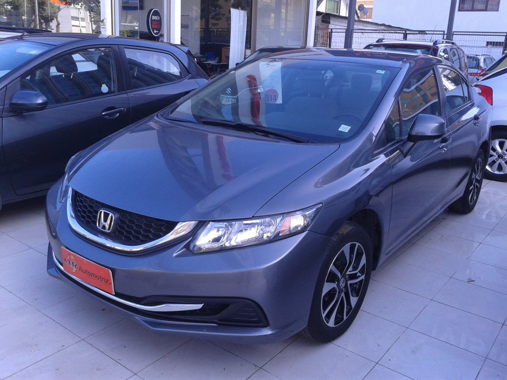 honda new civic sedan lx 1